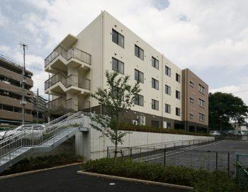 2012年竣工 老人ホーム