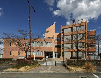 2013年竣工 公舎耐震補強
