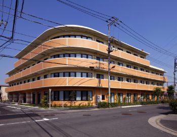 2013年竣工 老人ホーム