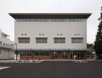 2013年竣工 公共複合施設