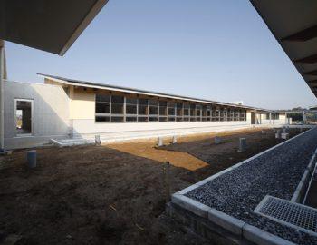 2014年竣工 大学施設