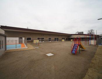 2015年竣工 保育園