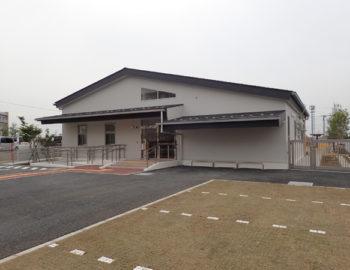 2018年竣工 保育園