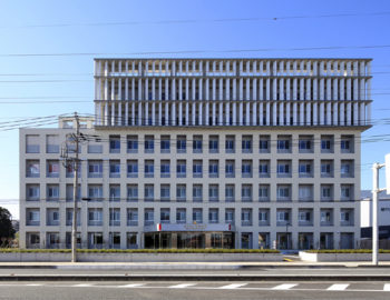2018年竣工 警察庁舎