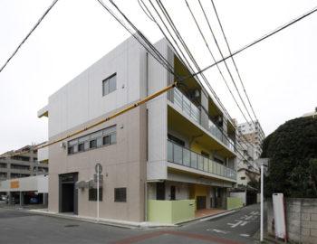 2019年竣工 商業施設(事務所・保育所・住居)