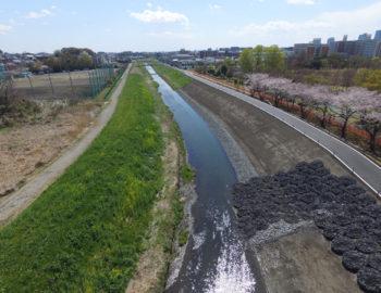 2019年竣工 河川改修