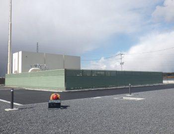 2020年竣工 ガス関連施設