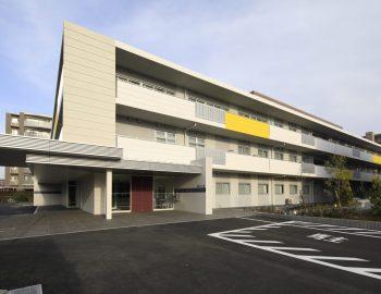 2021年竣工 特別養護老人ホーム
